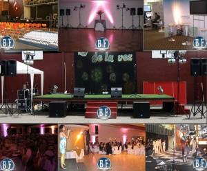 dj, amplificacion e iluminacion de eventos , musica para matrimonio, luces