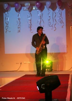 saxofonista tenor