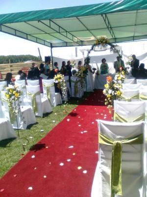alfombra arriendo de alfombras para matrimonio