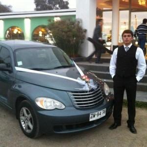 arriendo auto para novios antofagasta