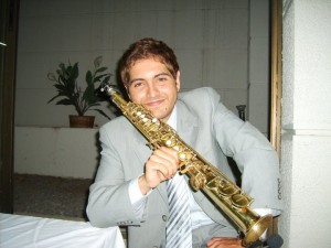 saxofonista para matrimonios y eventos, elegante repertorio
