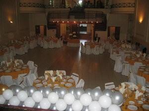 banqueteria y salon para el evento en comuna de Ñuñoa