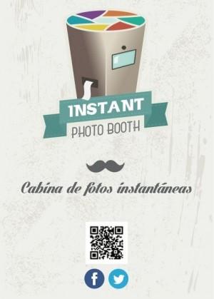 arriendo de cabinas fotográficas instant photobooth, fotos ilimitadas