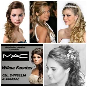 salon de belleza a domicilio peinados y maquillaje mac
