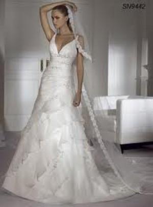 venta rebajada de vestidos de novia nuevos