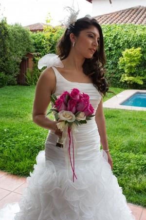 vestido de novia nevada talla 38 - 40