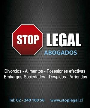 stop legal abogados arrendamientos, divorcios ,sociedades, etc...