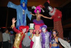 cotillon eventos carnavales animacion baile murgas batucadas