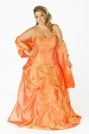 vestidos largos  tallas extra lindas para mujeres