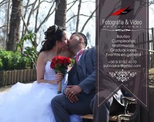 fotografÍa & vÍdeo profesional en bodas cumpleaÑos bautizos