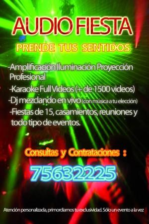 dj eventos amplificacion audio fiesta paine dj iluminacion dj musicadj