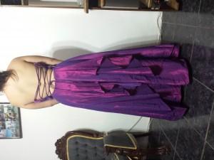 se vende vestido de gala estilo princesa