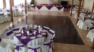 salon y banqueteria para fiestas de matrimonios en padre hurtado