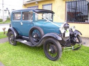 auto antiguo y/o clasico para matrimonio, en osorno