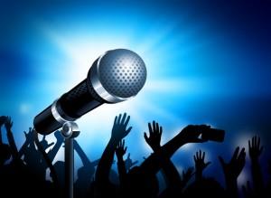 karaoke para todas las edades y todos los públicos.