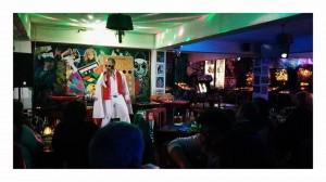 animador, dj, cantante, karaoke doble de elvis