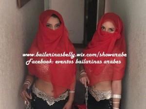 el mejor y m�s profesional show arabe en santiago