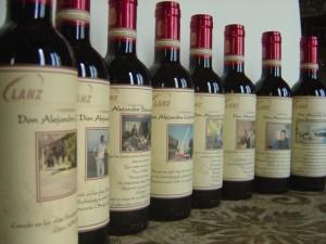 vinos personalizados  $1.490 para matrimonio y eventos