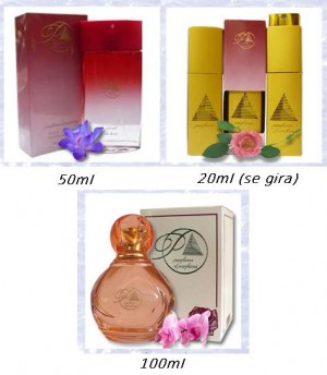 incorpórate x $3.500 a perfumes parfums d� parfums (daxier) y recibe tu kit