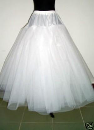 falsos para vestidos de novias