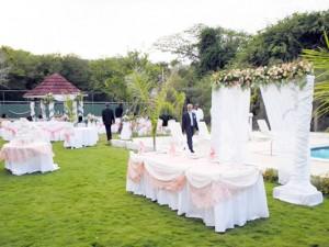 parcela para matrimonios y eventos