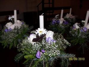 Arreglos Florales Para Iglesia Hermosos Arreglos Para