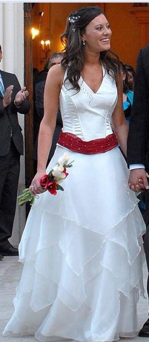 Vestidos matrimonio civil patronato