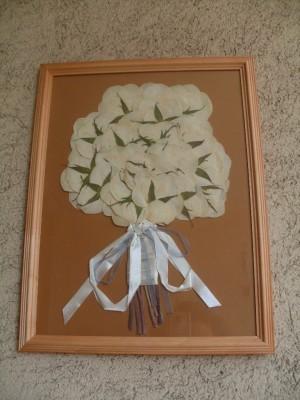 tu ramo de novia para siempre usamos tu ramo de novia como materia prima.
