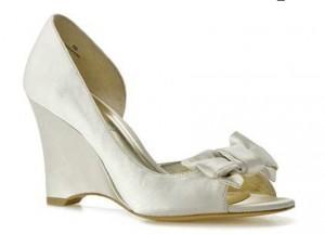 vendo zapatos de novia