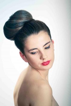 maquillaje y peinado novia, quinta región