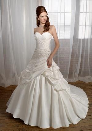 Vendo Vestido de novia Mori Lee Excelente estado - 9/11/2012