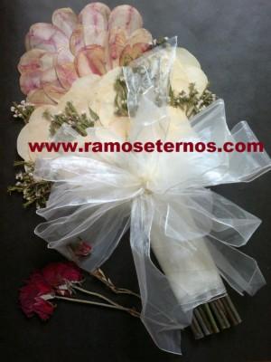 cristina diaz · especialistas en secar y conservar tu ramo de flores
