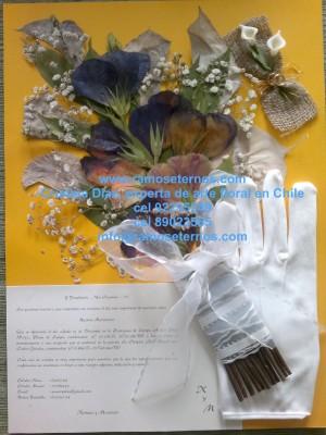 conservacion de flores, ramos de novias, ramos de flores, las condes