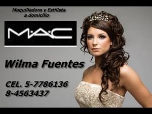 maquillaje mac y peinados a domicilio en santiago