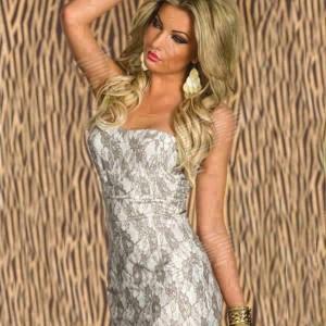 exclusivos vestidos de fiesta importados temporada 2014