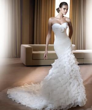 vestidos de novia nuevos muy económicos, aprovecha de llevarte el tuyo