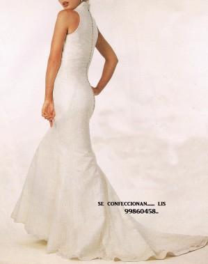 arriendo venta y confeccion bellos vestidos de novia