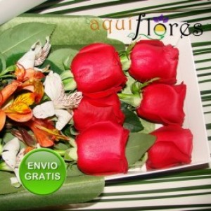 flores a domicilio, arreglos florares a domicilio, cajas de rosas, ram
