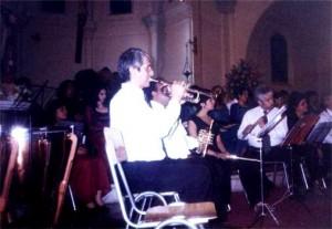 clases de trompeta iniciacion con profesor experimentado.