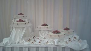 tortas de novios, cumplea�os, bautizo e infantiles