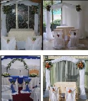 decoracion para matrimonio civil