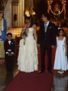Arriendo vestido de novia
